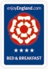 Visit Britain 4 Stars Bed & Breakfast
